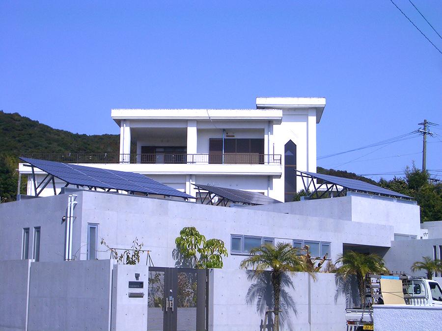 太陽光発電・オール電化